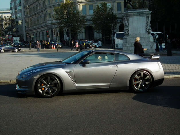 87. Nissan GT-R (2009–Present)