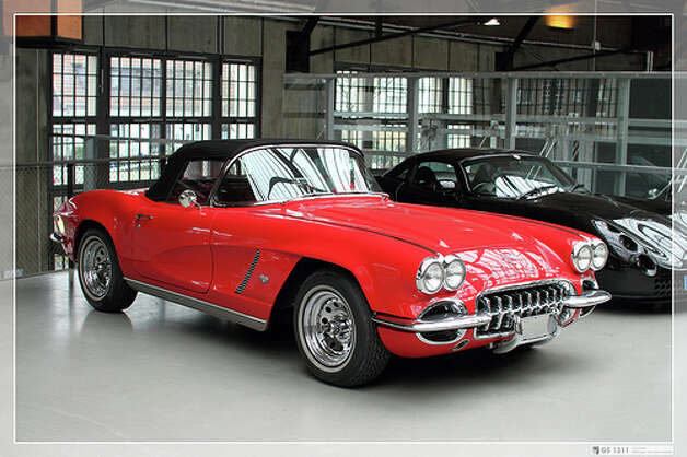86. Chevrolet Corvette (1953-1962)