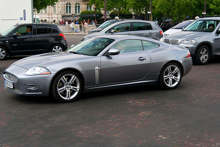 84. Jaguar XK (2006–Present)