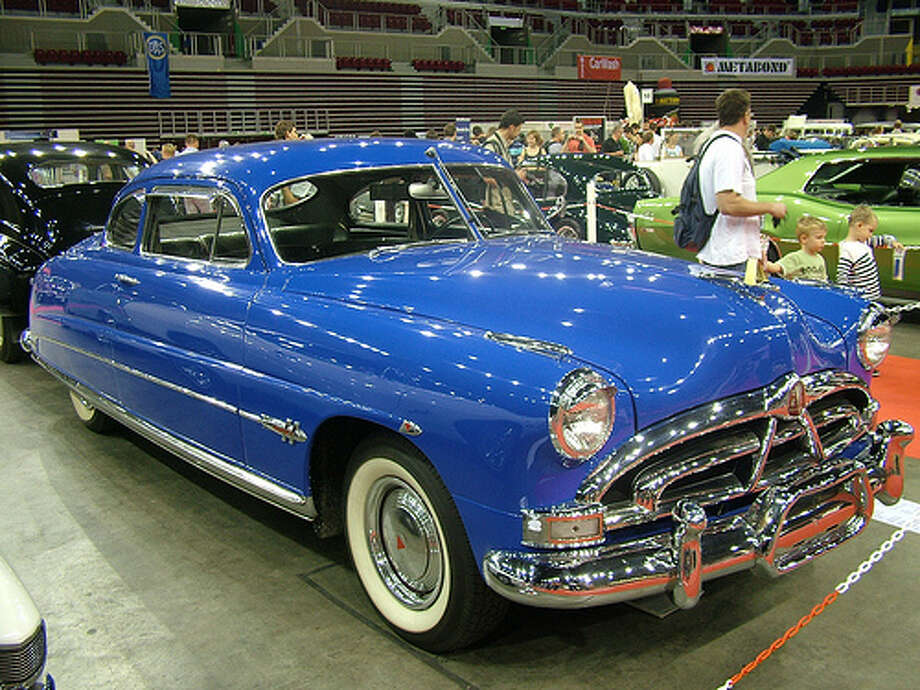 82. Hudson Hornet (1951–1954)