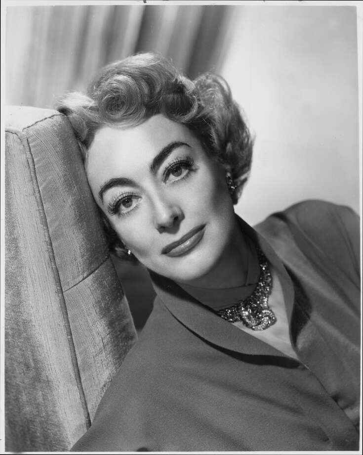 Joan Crawford's daughter wrote an entire book about her mother's alcohol addiction. / handout