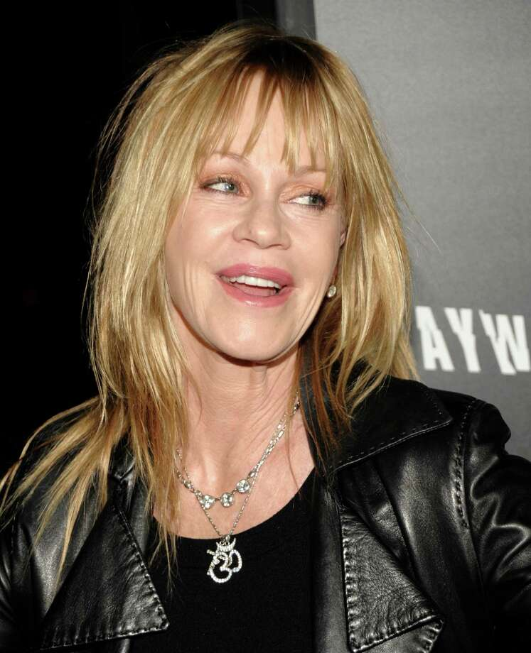 Melanie Griffith has been vocal about her addictions and relapse. Photo: Dan Steinberg, Associated Press / R-STEINBERG