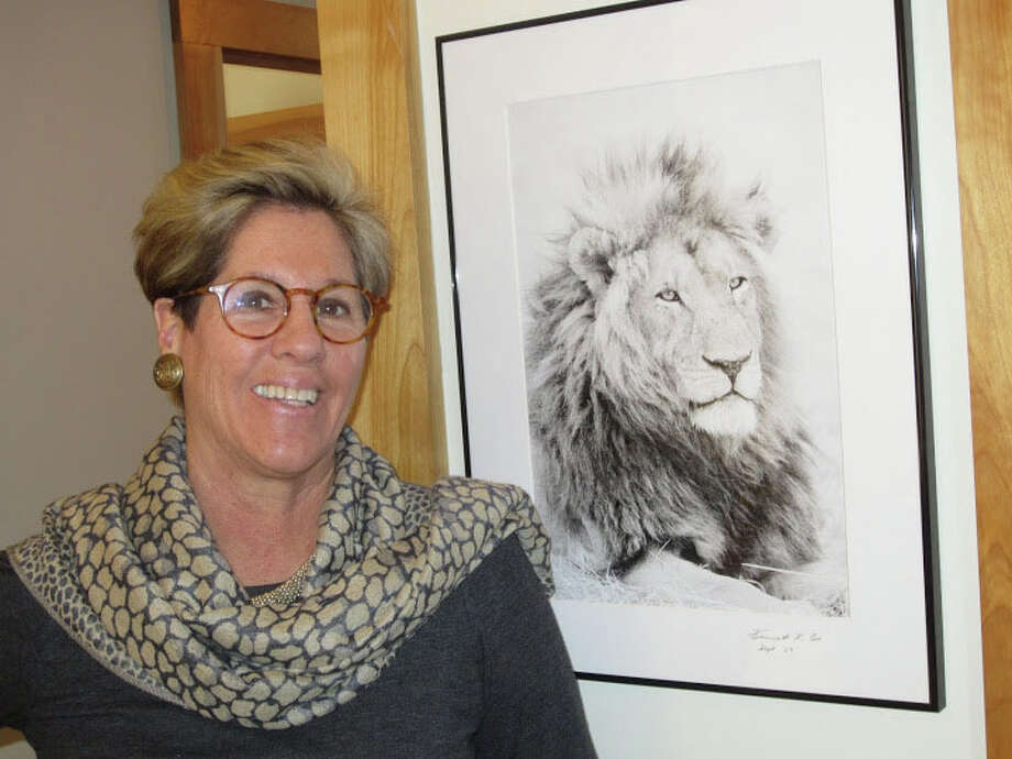 Lynn Hamlen, executive director of the Darien Nature Center, will retire after 20 years effective May 3. Photo: Contributed Photo