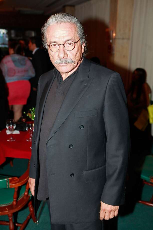 Edward James Olmos in 2012.