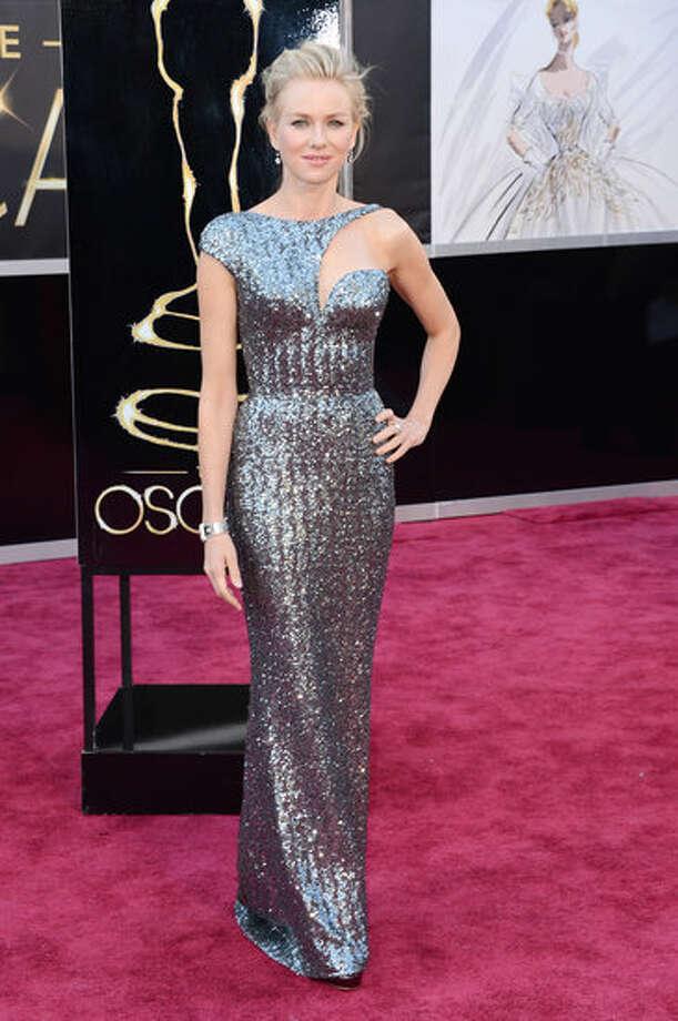 Naomi Watts in Armani Prive (Photo/Getty Images)