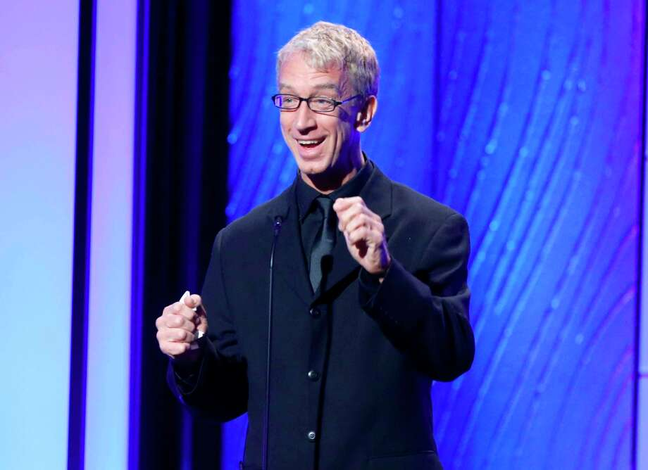 Comedian Andy Dick will compete on the next edition of Dancing with the Stars. That should be interesting. (Photo by Todd Williamson/Invision/AP, file) Photo: Todd Williamson, Associated Press / Invision