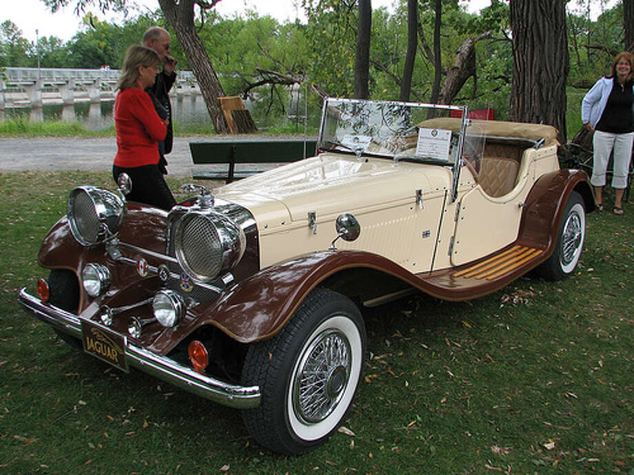 73. SS Cars SS100 (1936–1940) What Popular Mechanics said: This long-hooded beauty is an icon of '30s automotive styling. SS Cars later became known as Jaguar.(Photo: Humanoide, Flickr)Source: Popular Mechanics Photo: Flickr