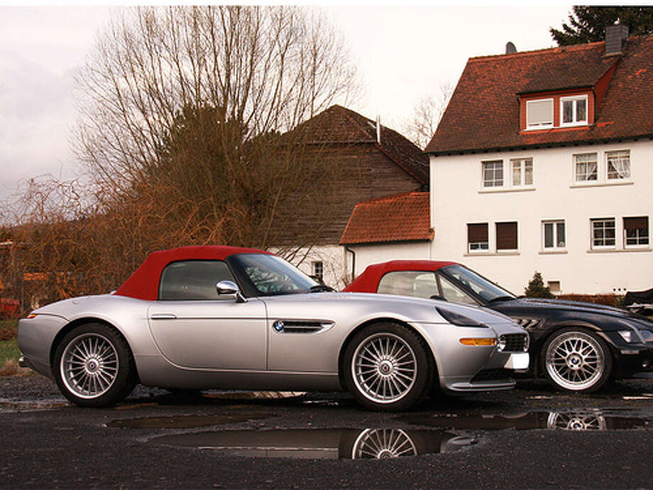 71. BMW Z8 (1999–2003) What Popular Mechanics said: Inspired by the also-gorgeous 507 of the '50s, the Z8 was BMW's answer to growing demand for a high-end roadster. It shared its explosive V-8 engine with the M5 supersedan.(Photo: ck-cabrio_creativelabs, Flickr)Source: Popular Mechanics Photo: Flickr