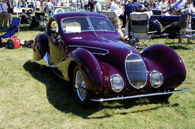 70. Talbot-Lago T150 CSS (1938) 