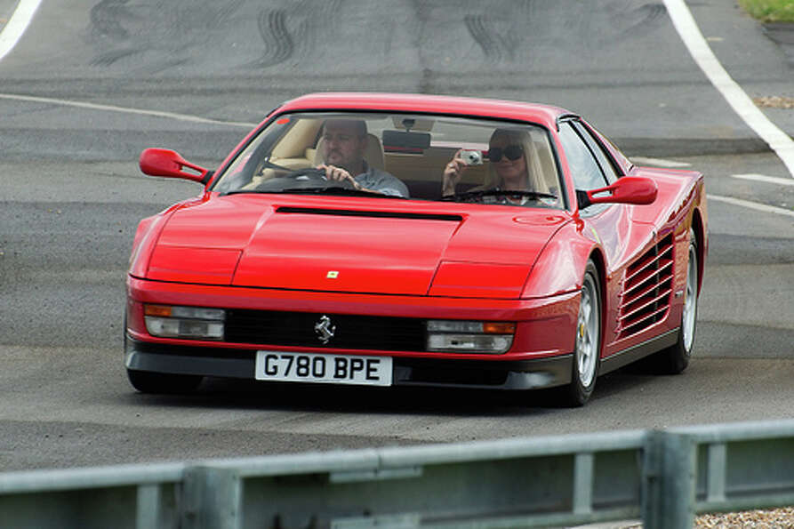 65. Ferrari Testarossa (1984–1996)