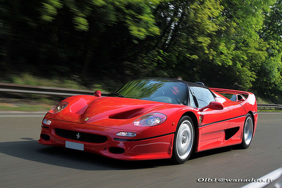 54. Ferrari F50 (1995–1997) What Popular Mechanics said: Although overshadowed by the iconic F40 that came before, the F50 was a more curvaceous and beautiful exotic, and packed a screaming V-12 in lieu of the turbocharged V-8. Only 349 were ever produced.(Photo: Eddy Clio, Flickr)Source: Popular Mechanics Photo: Flickr