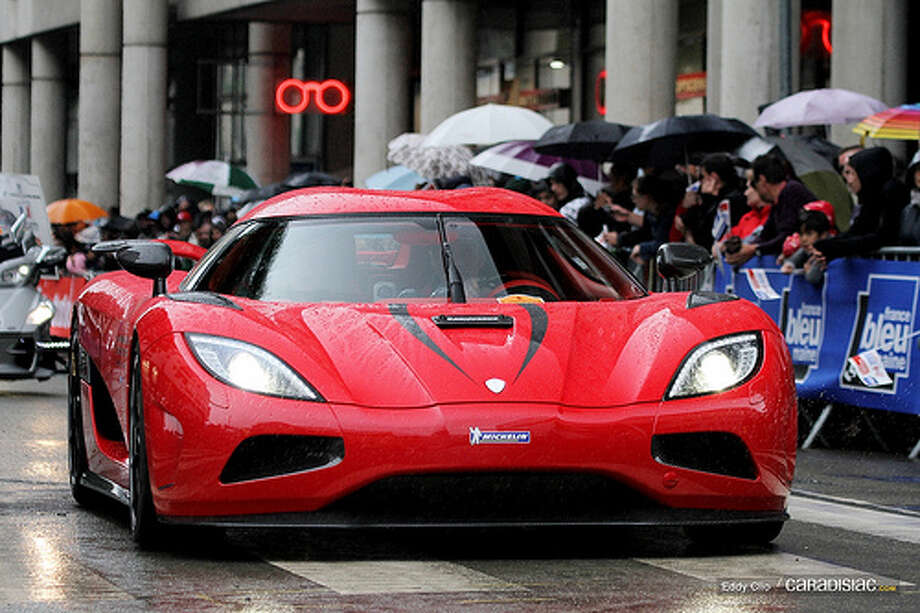 52. Koenigsegg Agera (2011–Present) What Popular Mechanics said: The Swedish outfit Koenigsegg specializes in ultra-high-performance sports cars. Its latest creation, the Agera, takes performance to nearly unbelievable levels. (Photo: Eddy Clio, Flickr)Source: Popular Mechanics Photo: Flickr