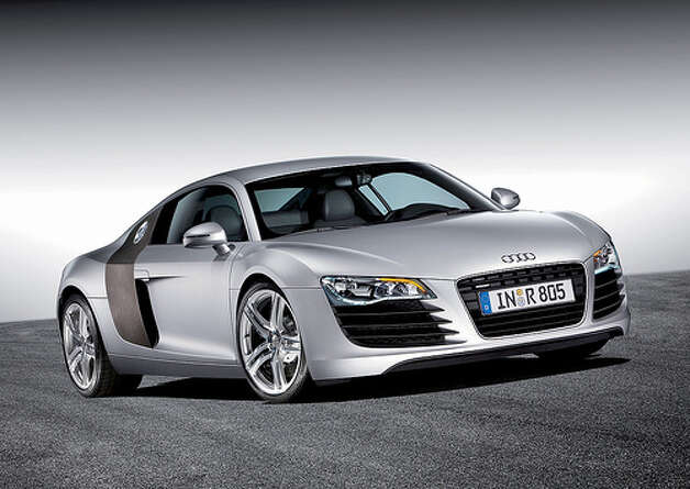 50. Audi R8 (2006–Present) 