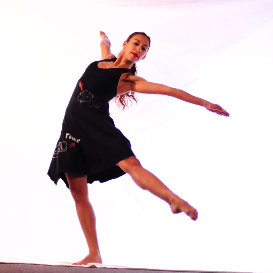 Dancer Seme Jatib will perform as part of the 2013 edition of Luminaria. Photo: Courtesy Kevin Hamrick