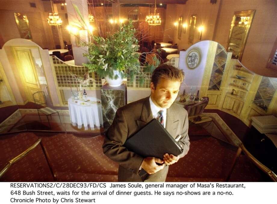 1994: General Manager James Soule