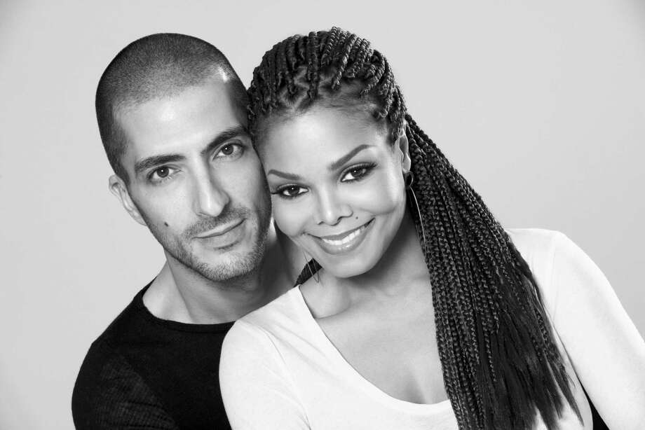 This 2012 publicity photo provided by Guttman Associates shows Janet Jackson with Wissam Al Mana, in a portrait taken by photographer, Marco Glaviano. A representative for Jackson confirmed Monday, Feb. 25, 2013, that the musician and Wissam Al Mana wed last year. (AP Photo/Guttman Associates, Marco Glaviano) Photo: Marco Glaviano