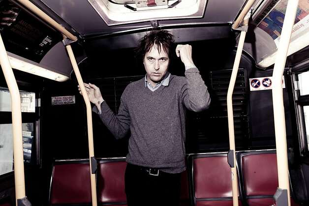 Singer-songwriter Chuck Prophet is scheduled to appear at Tom Fest, a tribute to San Francisco based engineer and producer Tom Mallon. Photo: Charlie Homo
