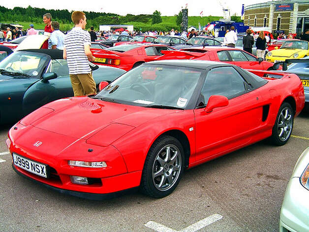 48. Honda NSX (1990–2005) 