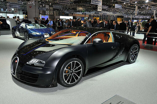 47. Bugatti Veyron (2005–2011) 