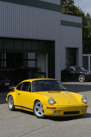 "46. RUF CTR ""Yellow Bird"" (1987) 