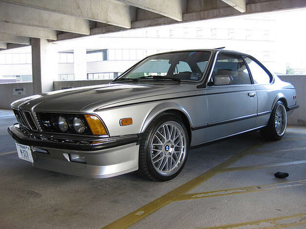 43. BMW M6 (1987–1989) 