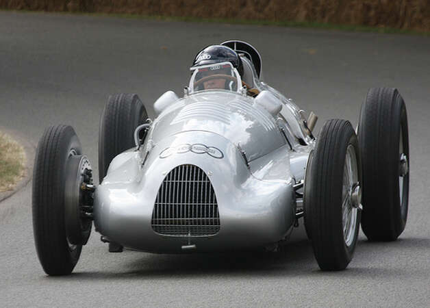 37. Auto Union Type C (1936–1937) 