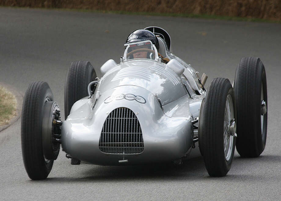 37. Auto Union Type C (1936–1937) What Popular Mechanics said: This is one of history's most highly regarded race cars. The Type C had an enormous V-16 engine capable of propelling the slick vehicle up to 211 mph. (Photo: exfordy, Flickr)Source: Popular Mechanics Photo: Flickr