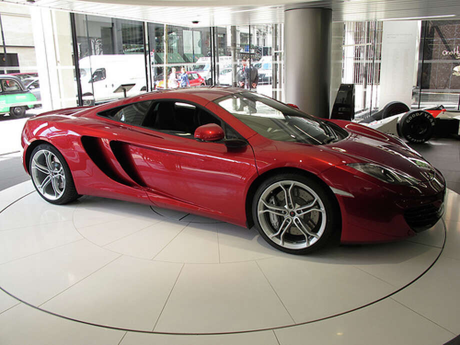 33. McLaren MP4-12C (2011–Present) What Popular Mechanics said: McLaren created the MP4-12C not to outdo its legendary F1 model of the '90s, but instead to take on the likes of the Ferrari 458 Italia and Lamborghini Gallardo. Some say its the best-handling sports car ever made. (Photo: P_C_W, Flickr)Source: Popular Mechanics Photo: Flickr