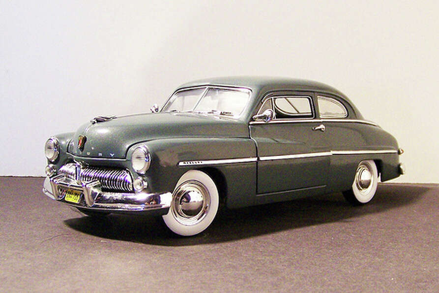 30. Mercury Coupe (1949–1951) 