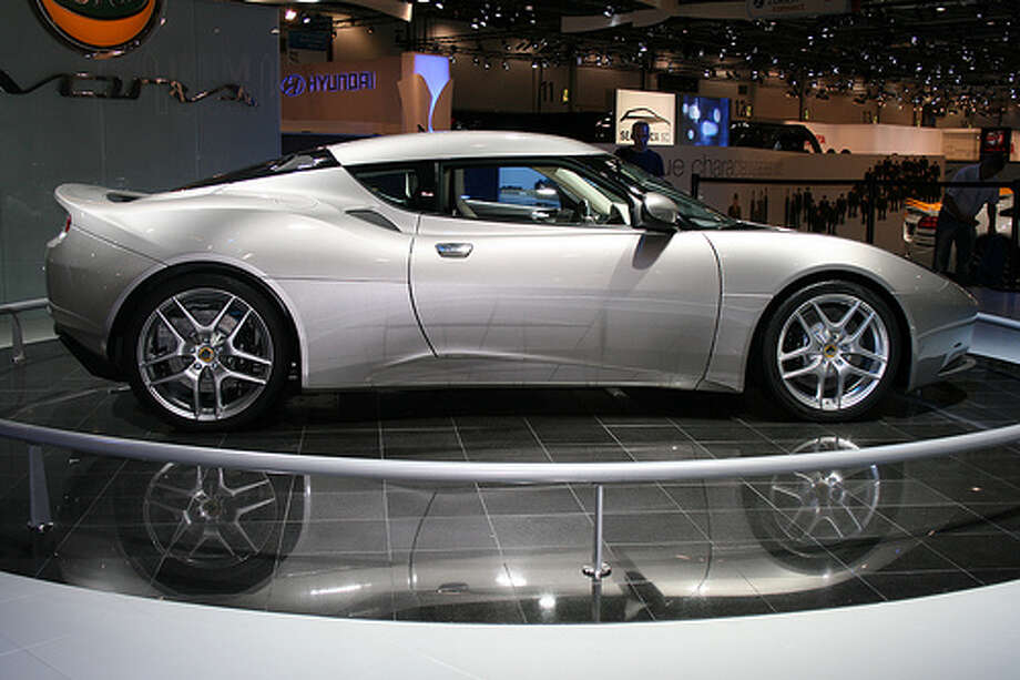 29. Lotus Evora (2009–Present) What Popular Mechanics said: Packing a modern sense of style and famous Lotus driving dynamics, the Evora is the answer for those looking for a more practical, yet still entertaining, alternative to the tiny Lotus Elise. (Photo: Hereticsun, Flickr)Source: Popular Mechanics Photo: Flickr