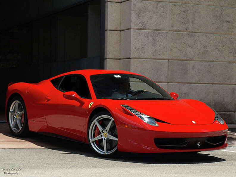 28. Ferrari 458 Italia (2010–Present) 