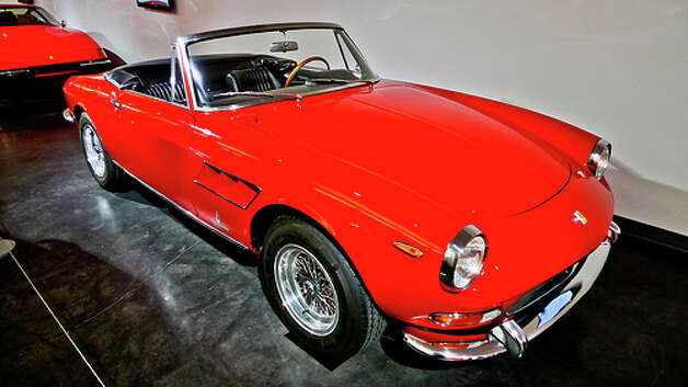 24. Ferrari 275 (1964–1968) 