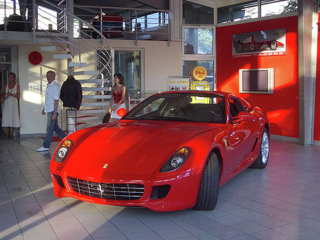 22. Ferrari 599 GTB Fiorano (2006–Present) 