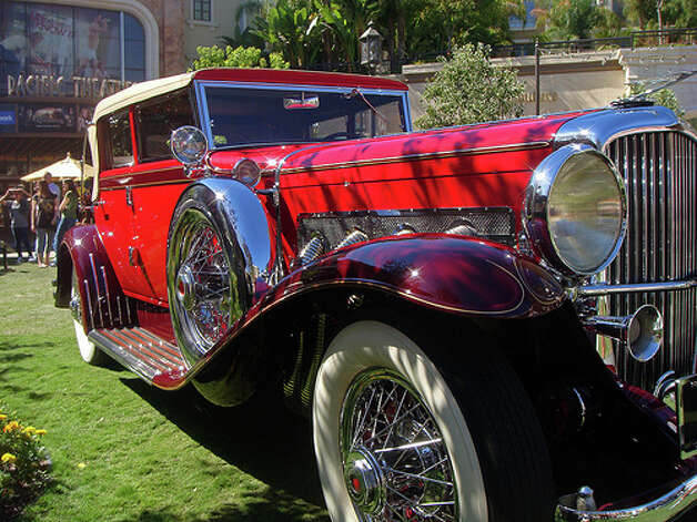 20. Duesenberg Model J (1928–1937) 