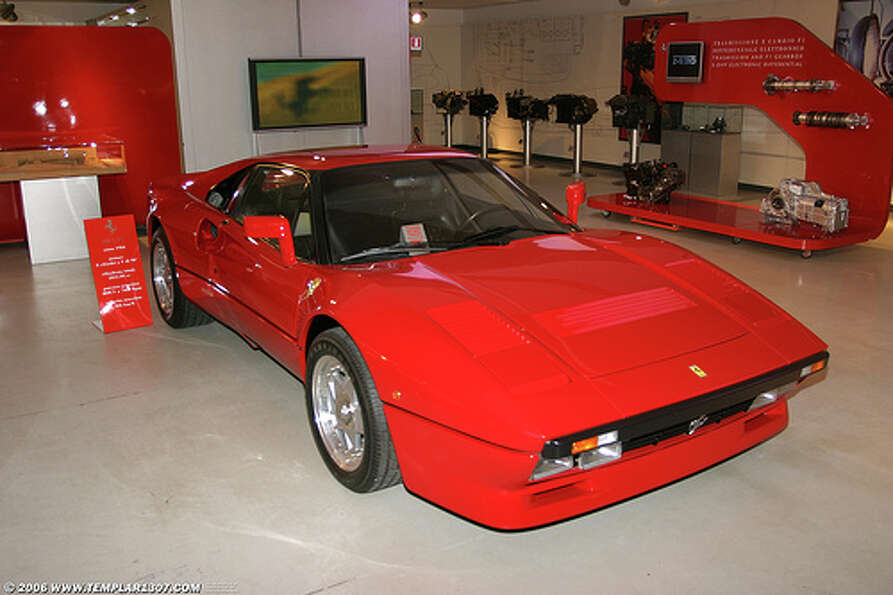 17. Ferrari 288 GTO (1984–1985) 