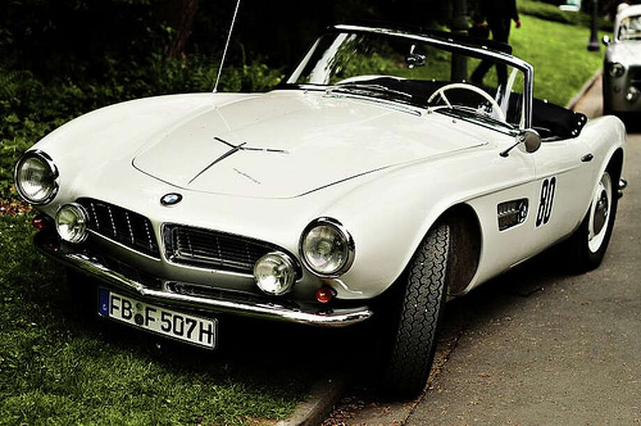 16. BMW 507 (1956–1959) 
