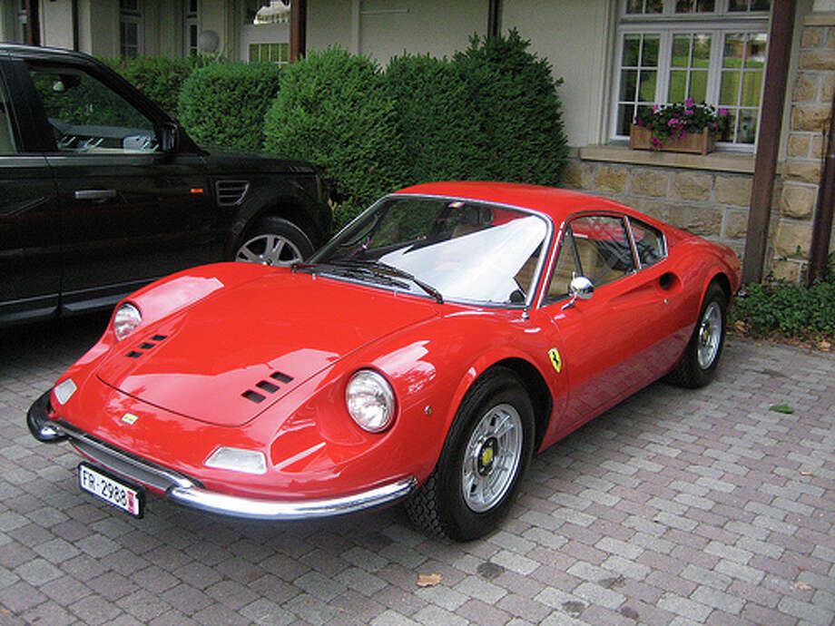 9. Ferrari Dino (1968–1972) What Popular Mechanics said: Launched in 1968 as the 206 GT, and later billed as the 246 GT and GTS, the Dino was Ferrari's attempt at a more affordable sports car. It came equipped with a V-6 instead of the typical V-12. A third generation followed, although it didn't share the sultry style of the first two. (Photo: Leumund, Flickr)Source: Popular Mechanics Photo: Flickr