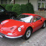 9. Ferrari Dino (1968–1972) 
