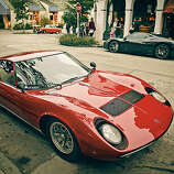 8. Lamborghini Miura (1966–1972) 