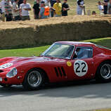 1. Ferrari 250 GTO (1962-1964) 