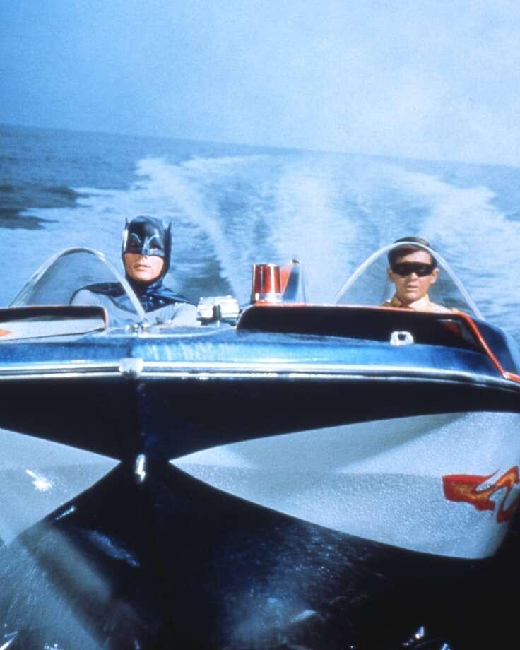 The Bat-boat?