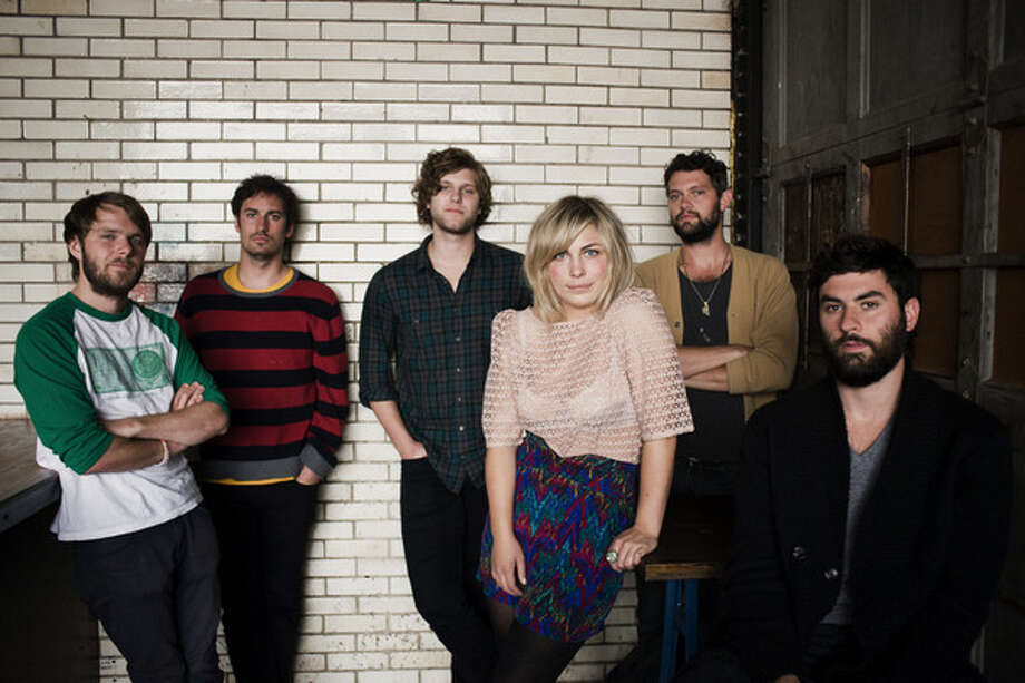 The Head and the Heart7 p.m. June 1, Stage 5