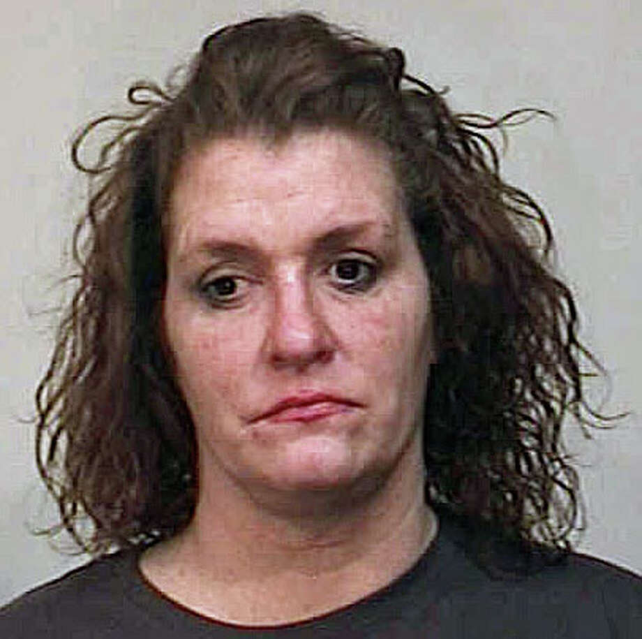 Melissa McMillan is facing charges after an argument at her home. Photo: Contributed Photo / Fairfield Citizen
