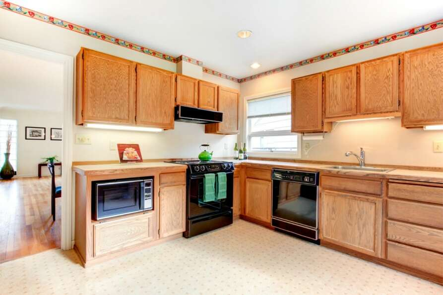Kitchen of 5015 Nicklas Place N.E. The 2,710-square-f