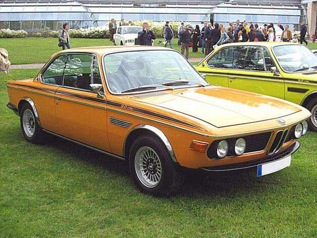57. BMW 3.0CSL (1972–1975) 