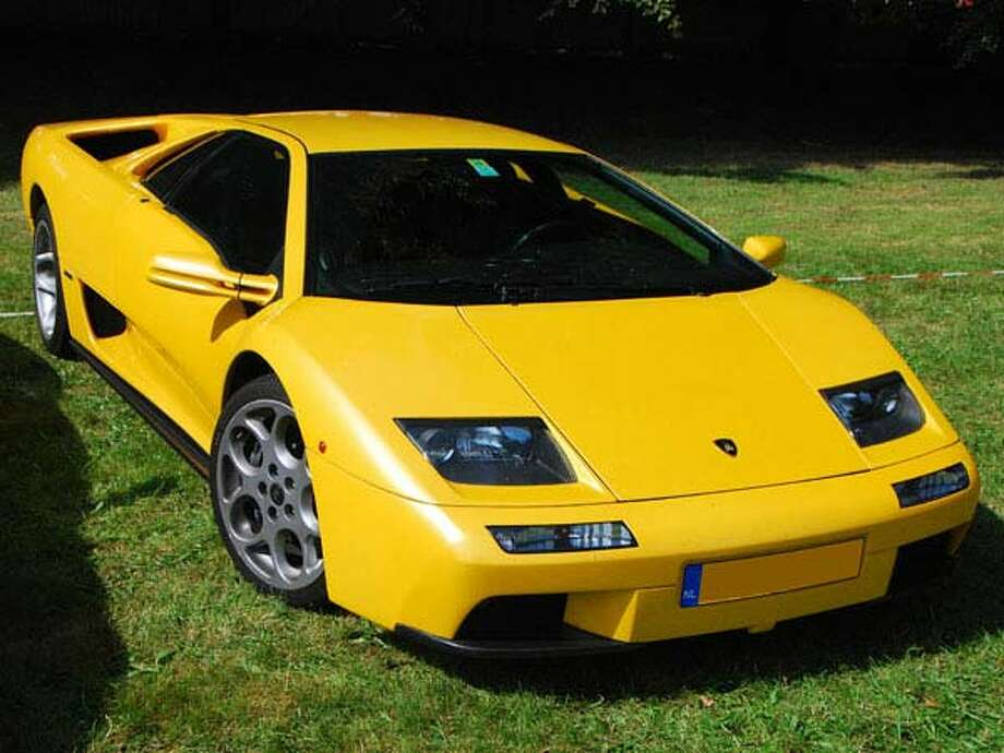 83. Lamborghini Diablo (1990–2001) 