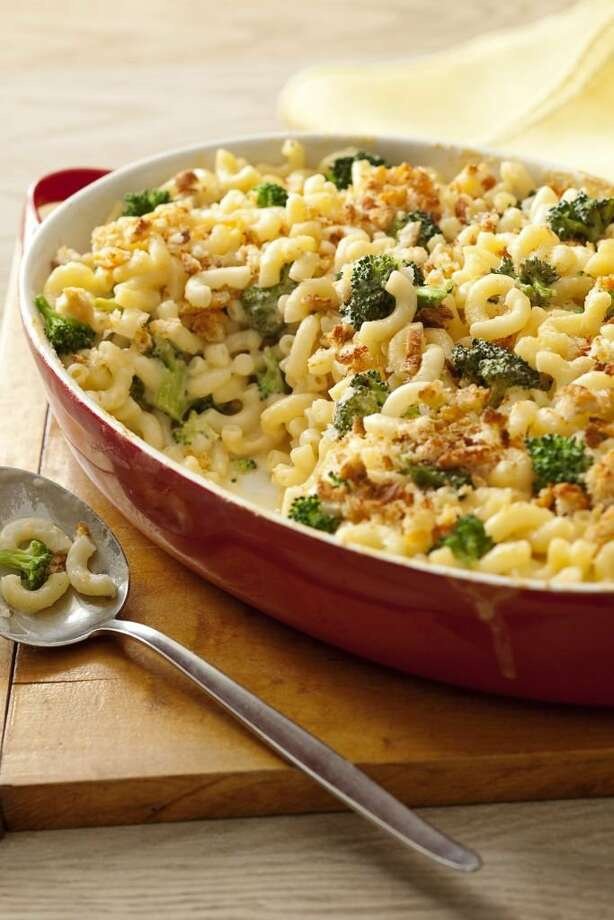 Good Housekeeping recipe for Broccoli Mac  n  Cheese. Photo: Kate Sears