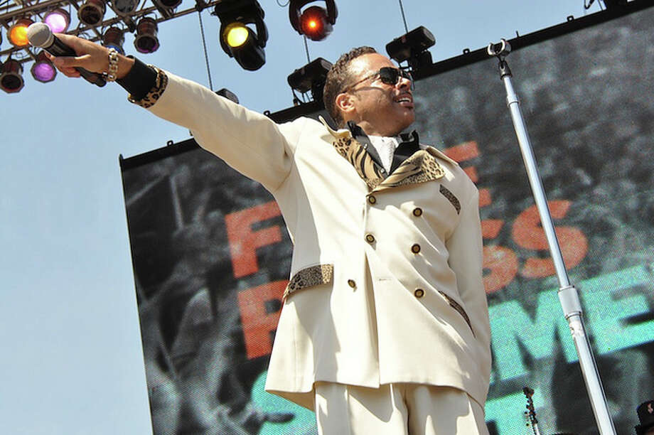 Morris Day and the Time Photo: Chron