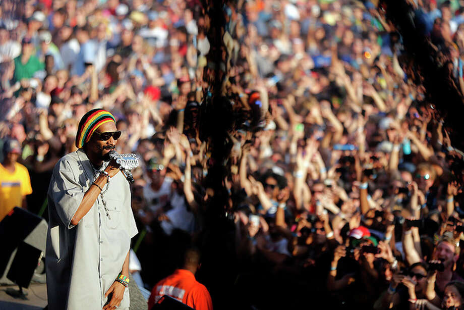 Snoop Dogg Photo: Chron