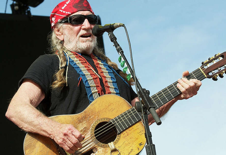 Willie Nelson Photo: Chron